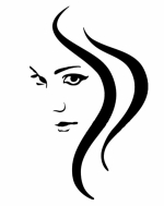stock-vector-face-and-hair-51864934.jpg - Газета Грани